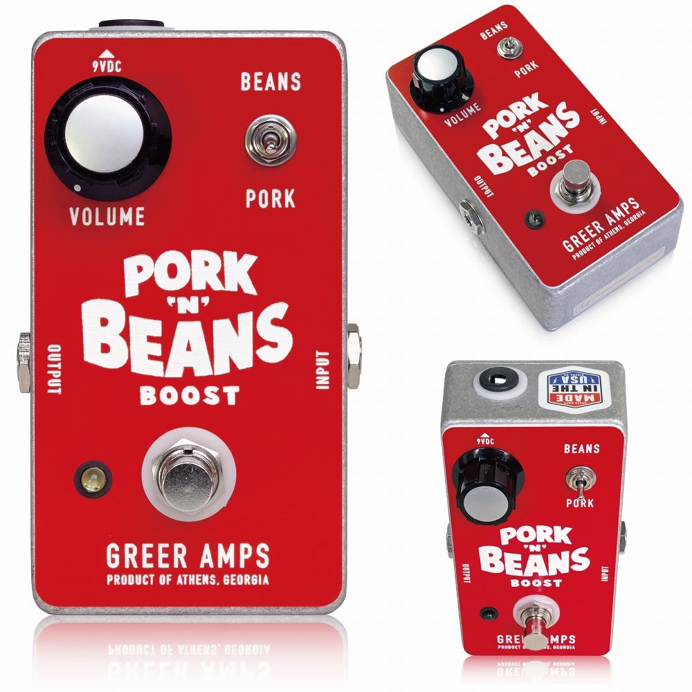 Greer Amps Pork N Beans [エフェクター]