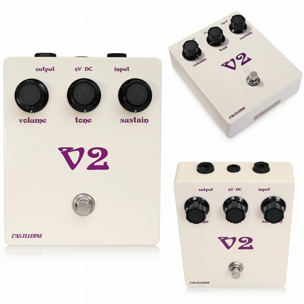 CASTLEDINE ELECTRONICS V2 Fuzz