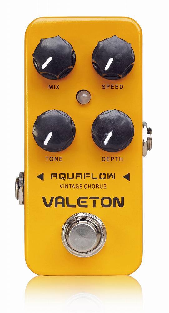 用VALETON AQUAFLOW这个尺寸货真价实的模拟合唱!/小型踏板