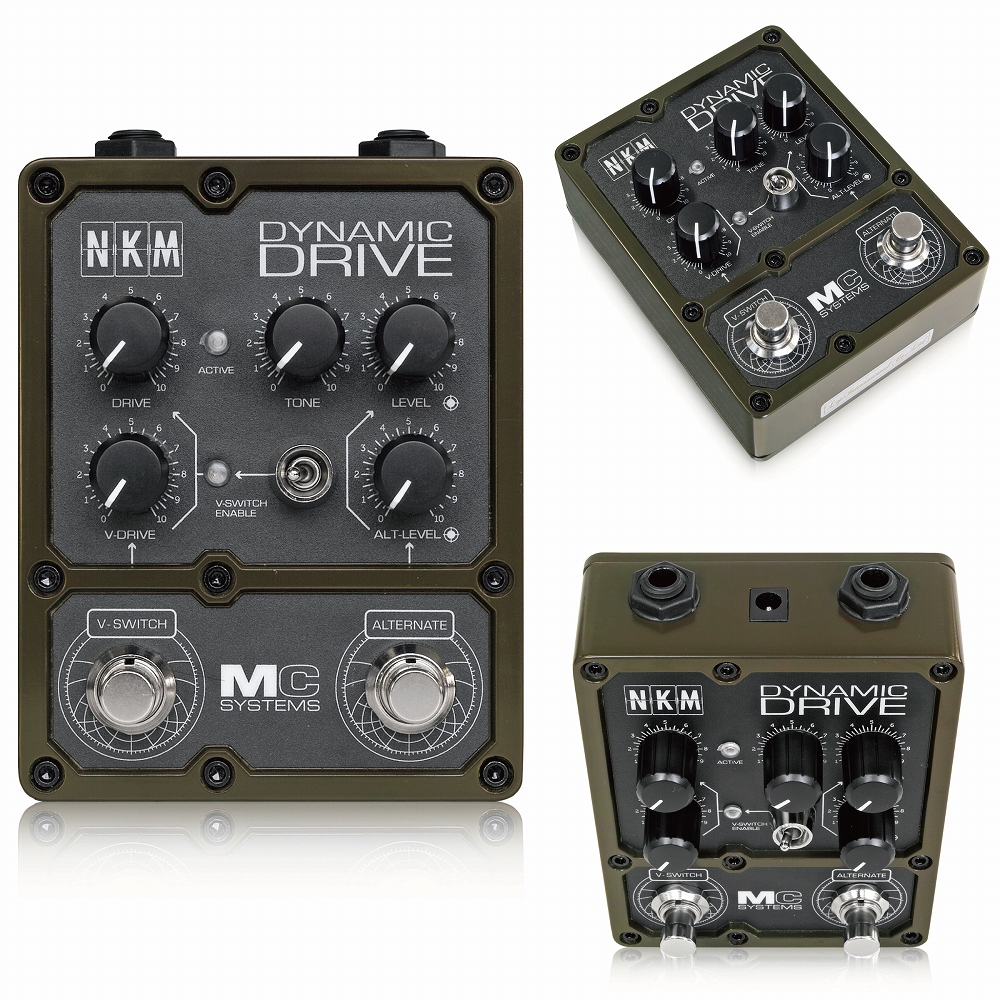 MC Systems NKM Dynamic Drive [エフェクター]