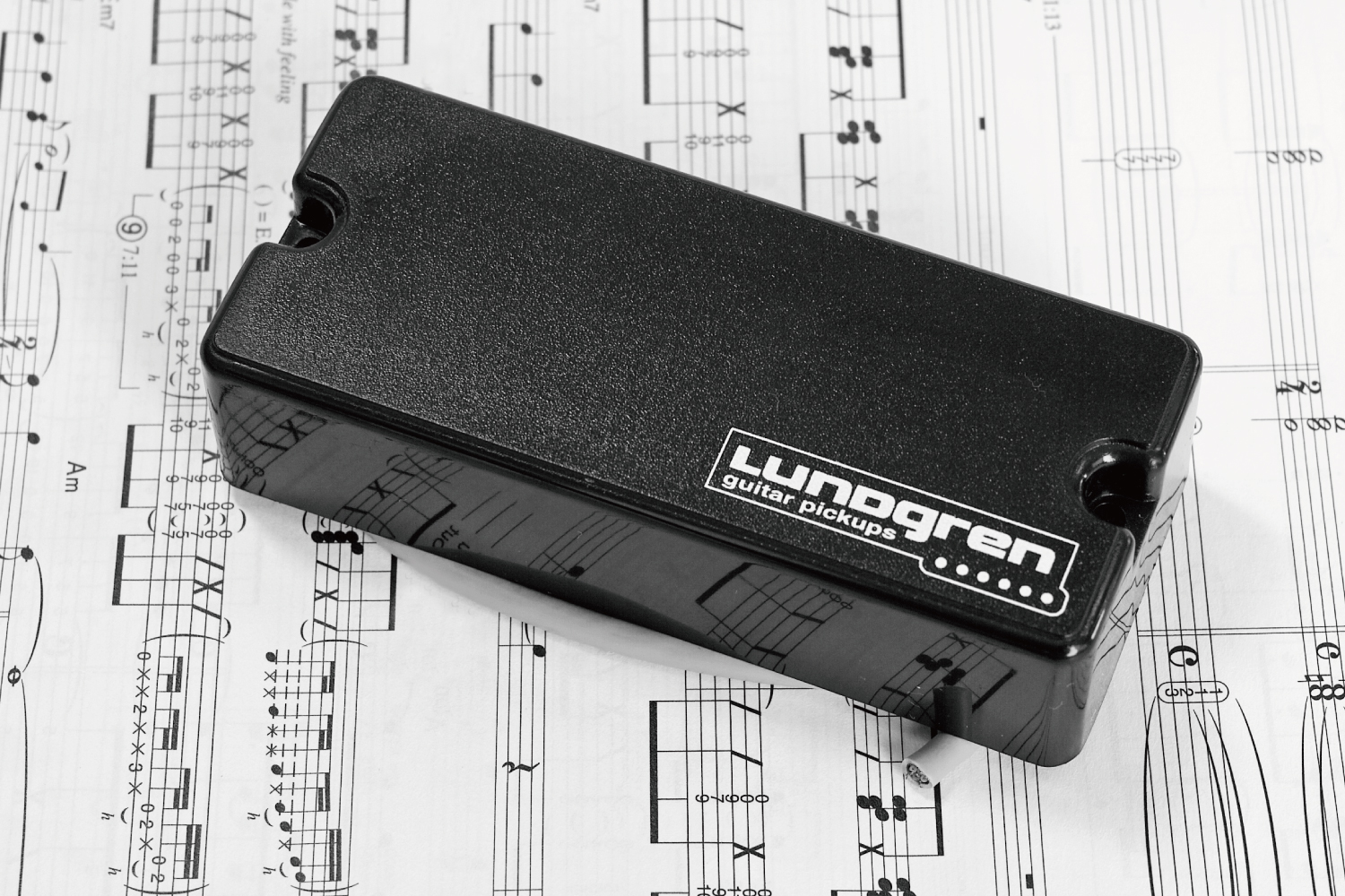 Lundgren Model M7C with cover 単品 / ブリッジ側