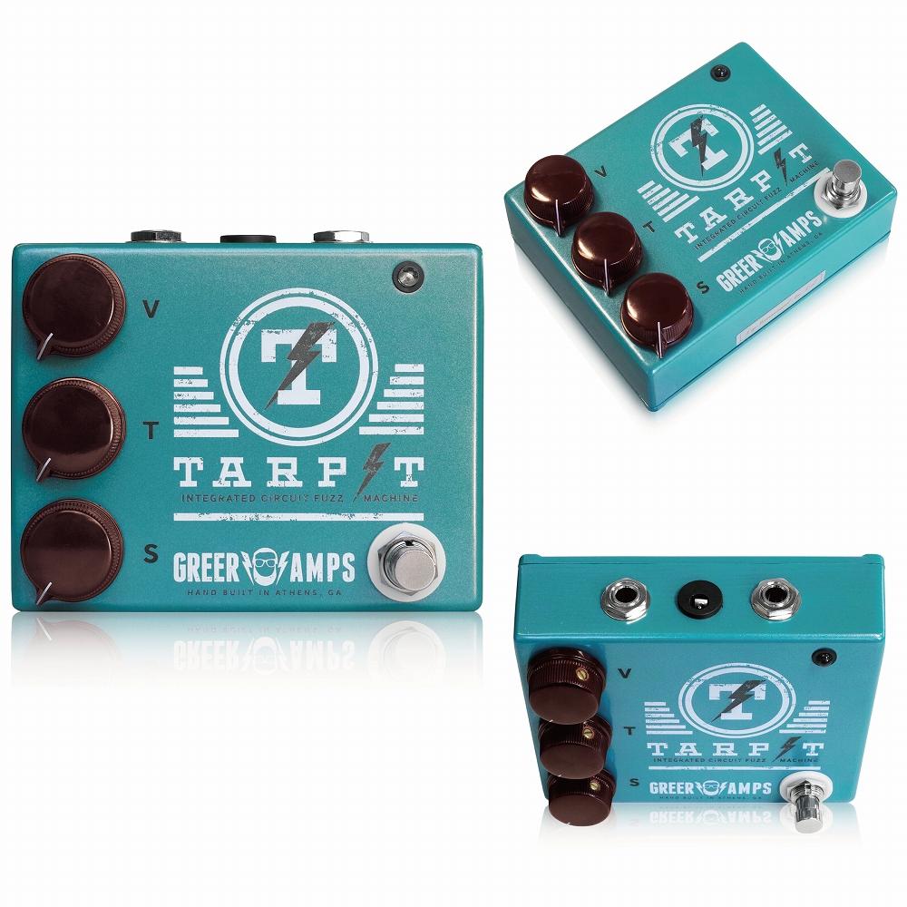 Greer Amps TarPit Fuzz ※ [エフェクター]