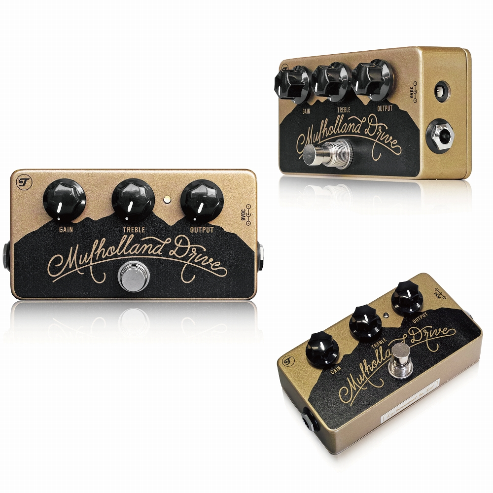 Teletronix Effects Mulholland Drive MKIII(Mountain)