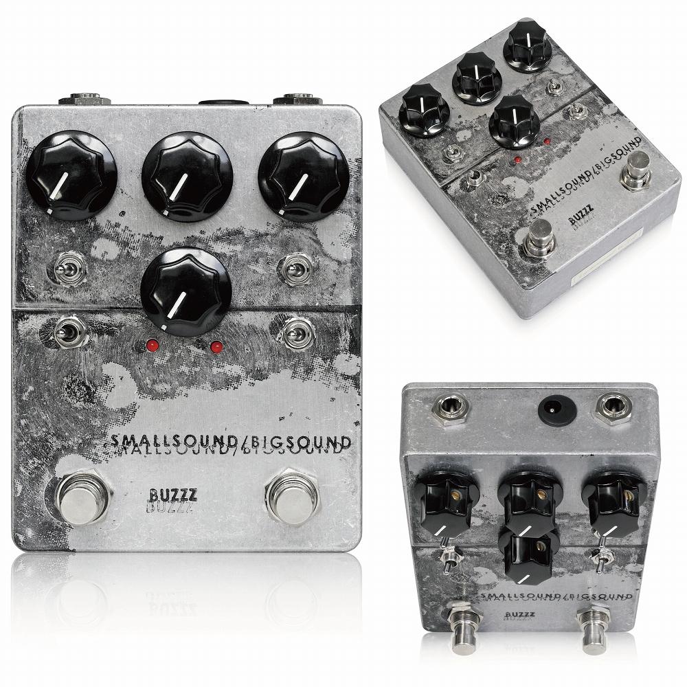 smallsound/bigsound buzzz / 旧デザイン ※ [エフェクター]