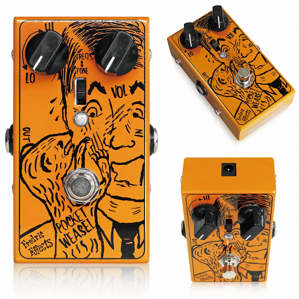 Fredric Effects Pocket Weasel MkII