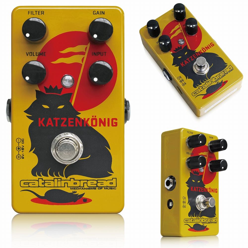 Catalinbread Katzenkonig / ディストーション ギター エフェクター