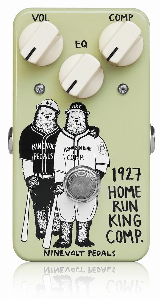 NINEVOLT PEDALS 1927 HOME RUN KING COMP.