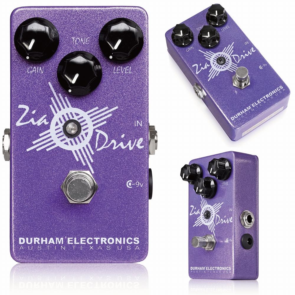 Durham Electronics Zia Drive / 旧デザイン ※ [エフェクター]