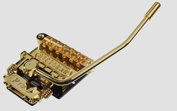 Stetsbar Hard Tail Gold