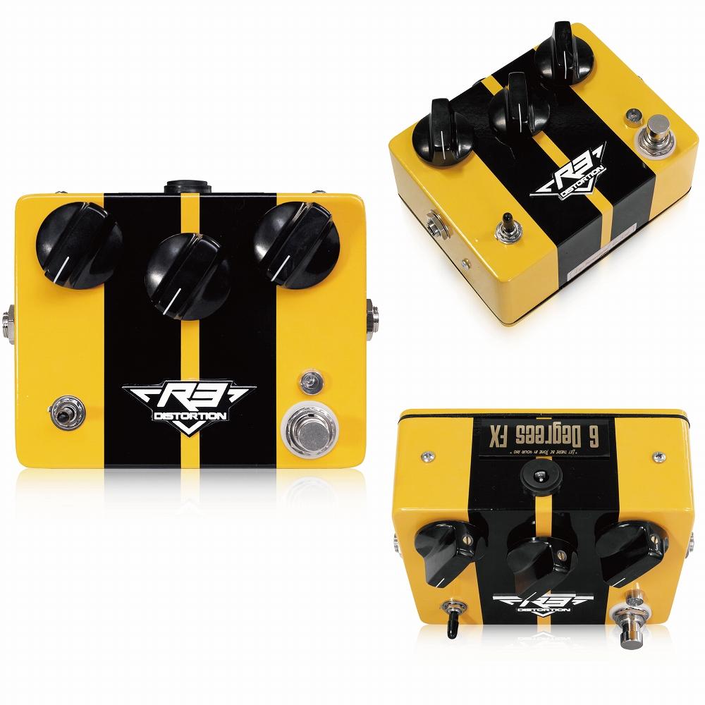※ ディストーション / - FX Bee Degrees Distortion 6 R3 Bumble エフェクター