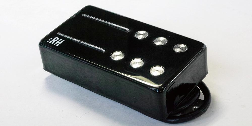 Railhammer Pickups Anvil 単品 ブリッジ:ブラック