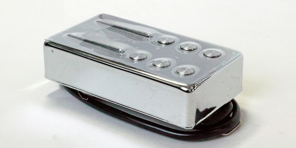 Railhammer Pickups Anvil 単品 ブリッジ:クローム