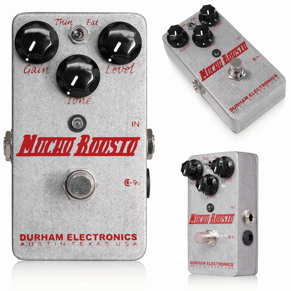 Durham Electronics Mucho Boosto