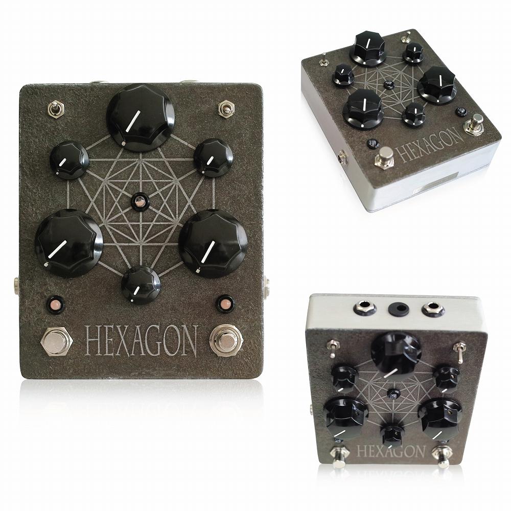 Triode Pedals Hexagon