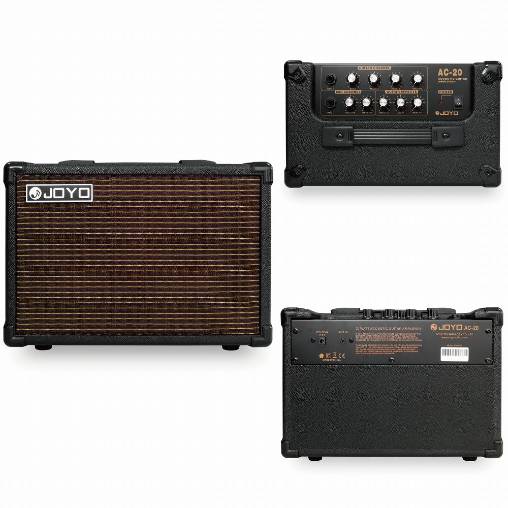 JOYO AC-20 Acoustic Guitar Amplifier