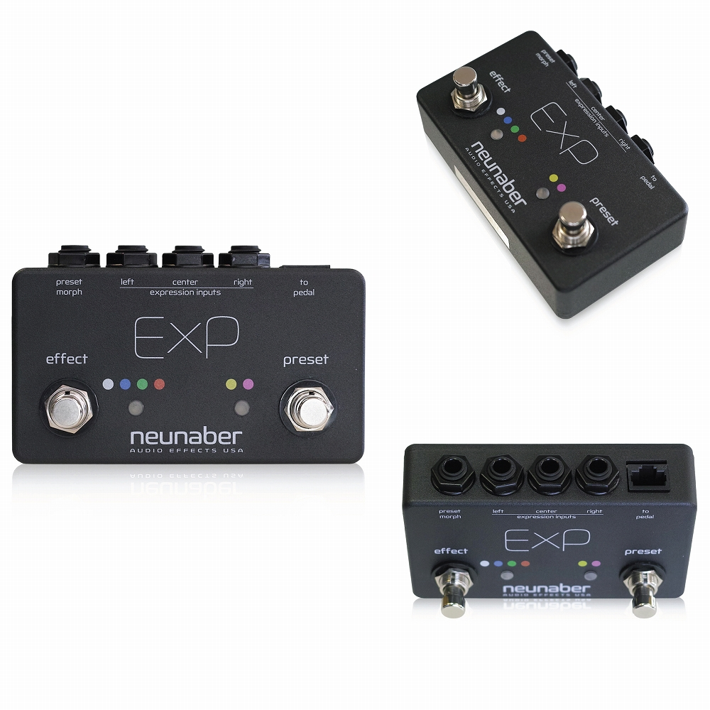Neunaber Audio Effects ExP Controller