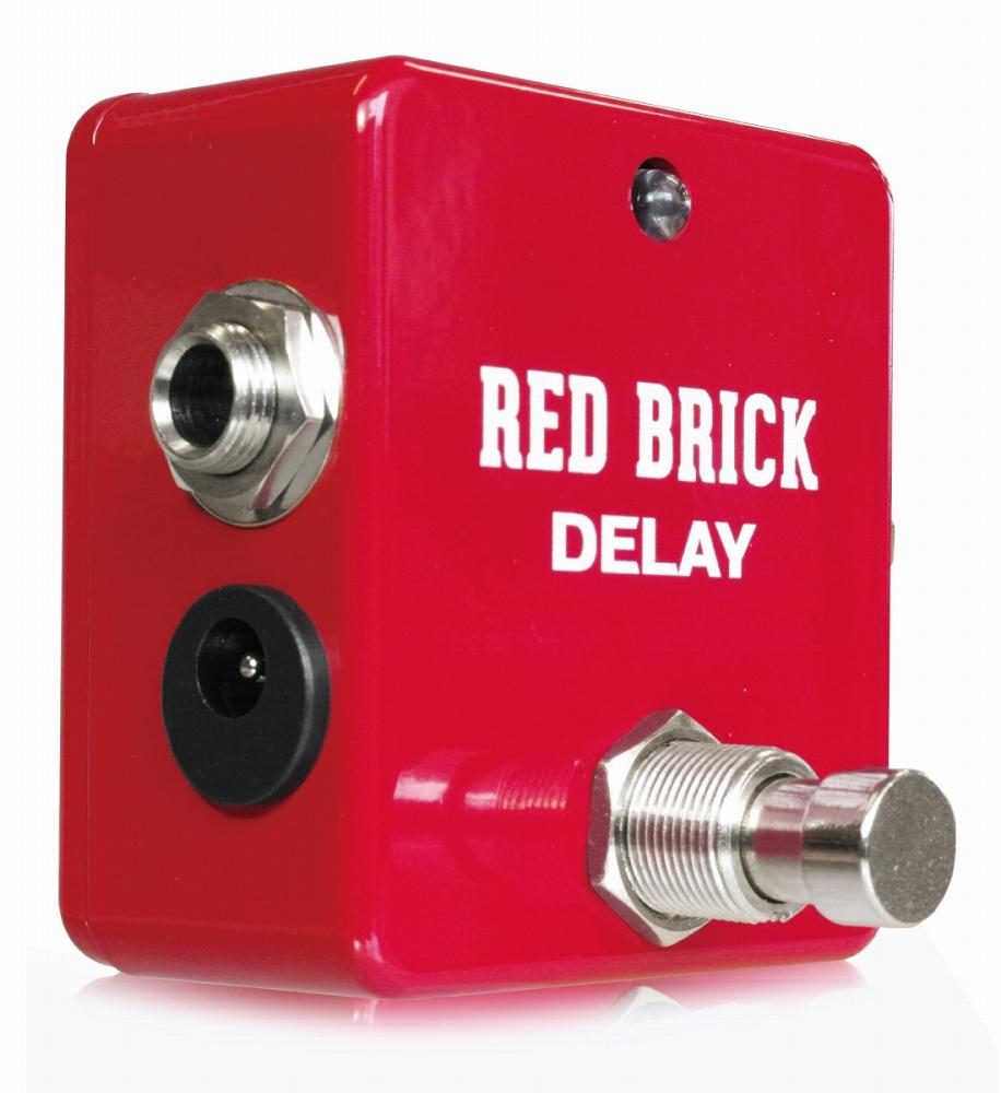 / ミニペダル Henretta Engineering Red Brick Delay