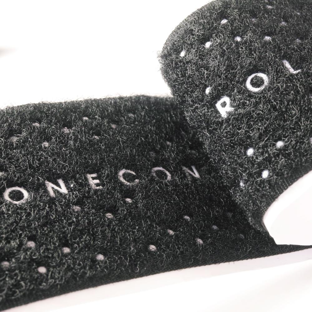 One Control HOOK & LOOP LOOP (メス) 白ロゴ ハイグレードマジックテープ 25m