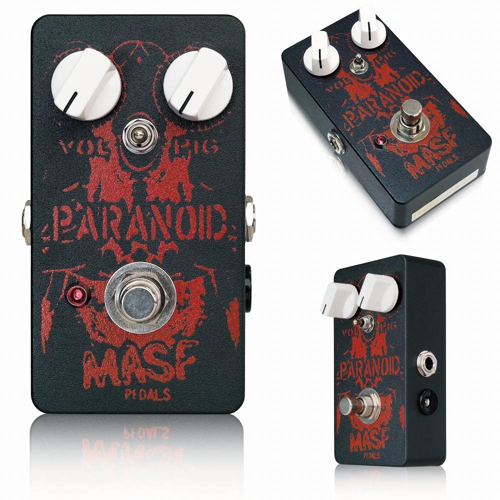 MASF Pedals Paranoid