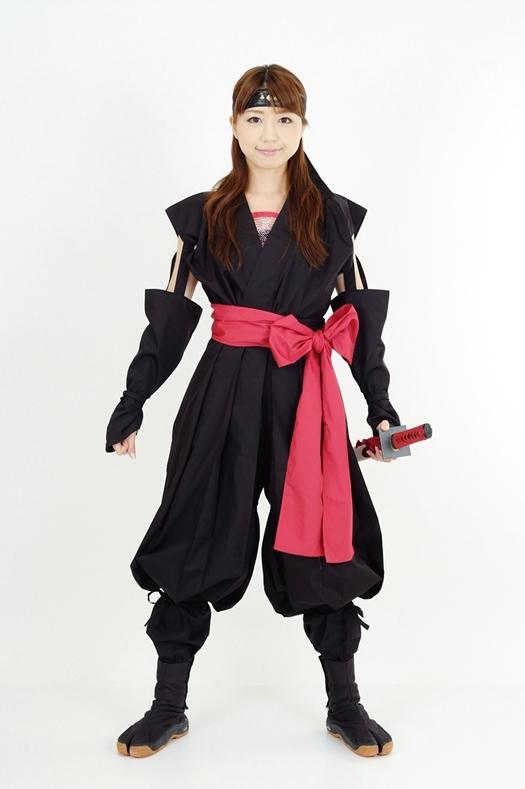 Ninjanosatono Igaryuninjamise Go No One Female Ninja And Kunoichi