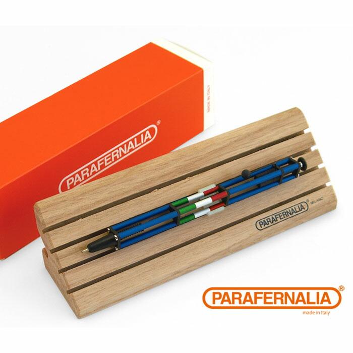 パラフェルナリア [【PARAFERNALIA】REVOLUTION ITALIA ボールペン] (ボールペン)【送料無料】【パラフェルナーリア ボールペン 筆記具 デザイン文具 イタリア製】