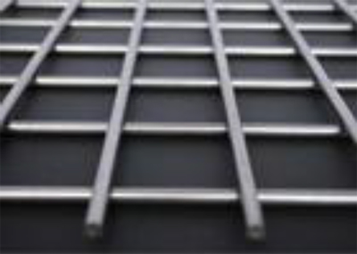 亜鉛メッキ鉄線 ファインメッシュ 溶接金網 6)線径(mm):1.2|網目(芯々)(mm):20|長さ(m):6