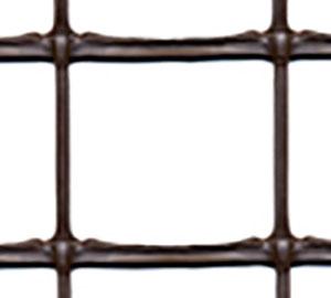 トリカルネット プラスチックネット CLV-h10 ブラウン 大きさ:幅1000mm×長さ3m 切り売り