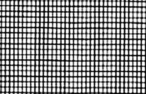 丈夫・伸びない・燃えない グラスファイバー製防虫網 耐熱性防虫網戸用ネット レックスネット 幅(cm):91|34)長さ(m):34 カット販売