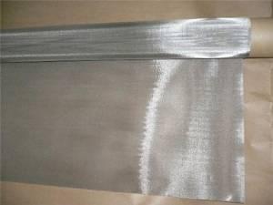 ニッケル金網メッシュ メッシュ:30|線径(mm):0.34|目開き(mm):0.507|大きさ:1000mm×1m