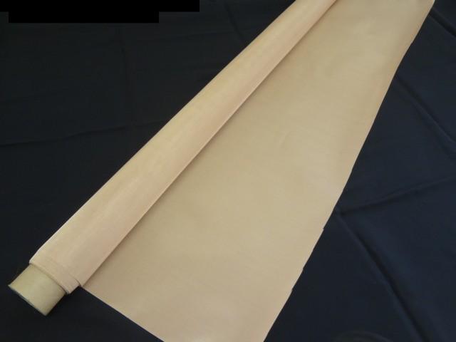 燐青銅:綾織メッシュ メッシュ:300|糸径(mm):0.04|目開き(mm):0.045|幅(mm):1000×長さ(m):1