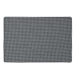 サランネット スクリーンメッシュ メッシュ数(25.4mm):24|カラー:黒色