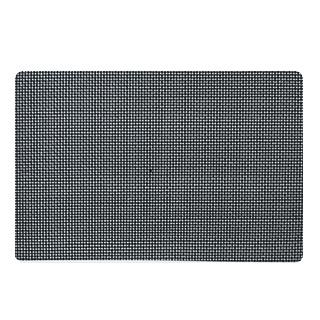 サランネット スクリーンメッシュ メッシュ数(25.4mm):50|カラー:黒色