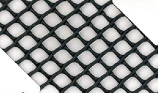 ネトロンシート ネトロンネット CLV-Z-31-2000 黒 大きさ:幅2000mm×長さ30m 一巻き
