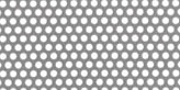 SUS304ステンレス パンチングメタル φ:2.0mm|板厚:1.0mm|幅:1000mm長さ:2000mm