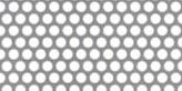 SUS304ステンレス パンチングメタル φ:3.0mm|板厚:0.5mm|幅:1000mm長さ:2000mm