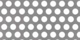 SUS304ステンレス パンチングメタル φ:4.0mm|板厚:1.0mm|幅:1000mm長さ:2000mm