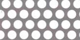 SUS304ステンレス パンチングメタル φ:6.0mm|板厚:1.5mm|幅:1000mm長さ:2000mm