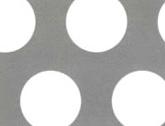 鉄 パンチングメタル φ:20.0mm|板厚:1.6mm|幅:1219mm長さ:2438mm
