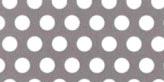 鉄 パンチングメタル φ:5.0mm|板厚:1.0mm|幅:914mm長さ:1829mm