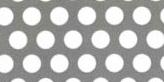 鉄 パンチングメタル φ:6.0mm 板厚:0.8mm 幅:1219mm長さ:2438mm