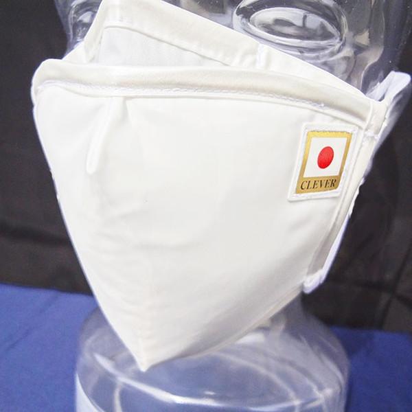 【テレビで話題の最強マスク】限定販売 日の丸マスク ピッタリッチ PM2.5+抗菌 ・ 防ウィルス 【再利用可能・無地・1枚】