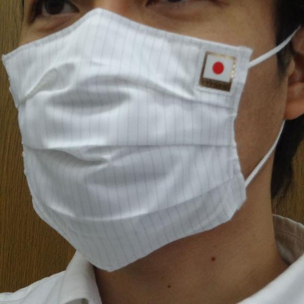 【テレビで話題の最強マスク】限定販売 日の丸マスク ピッタリッチ PM2.5+抗菌 ・ 防ウィルス 【使い捨て・50枚入り】