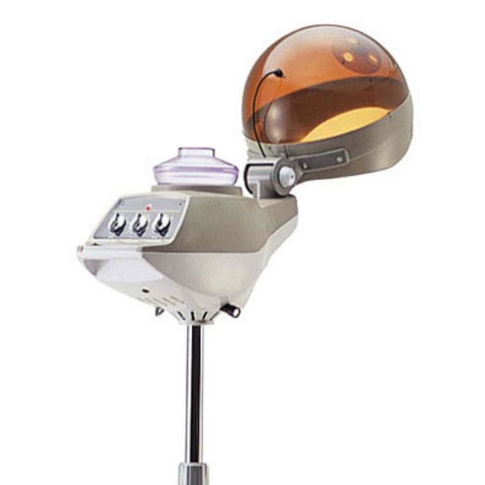 F803 スタンド式 ヘアスチーマー 美容室 スチーマー 器具