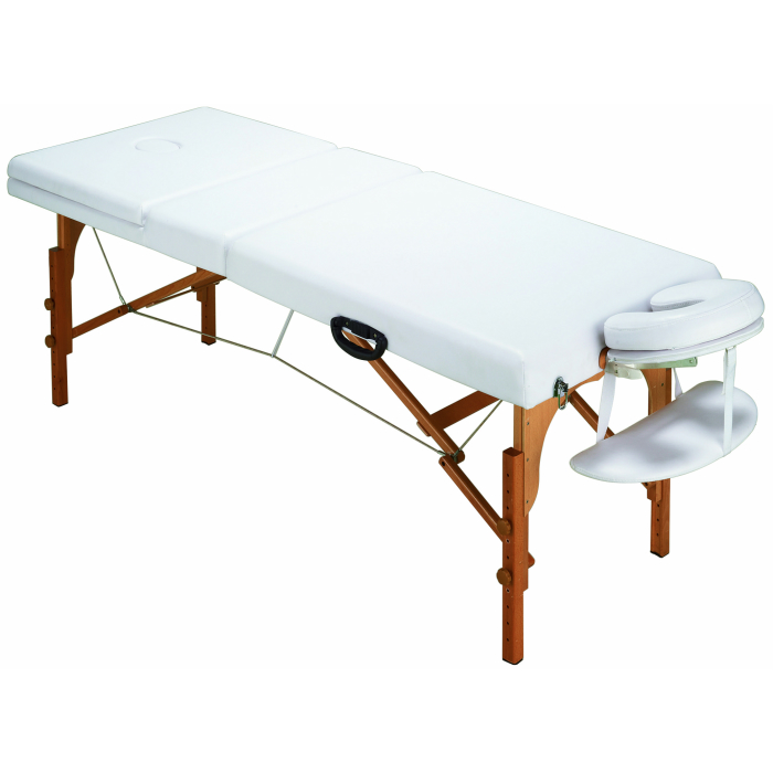 木製 折りたたみ ベッド Y-CB-920 美容室 エステ 訪問 器具