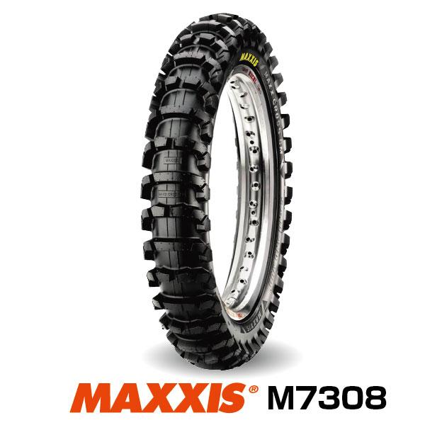 法人宛送料無料 モトクロス 120 直送商品 100-18 68M 格安SALEスタート TT 18インチタイヤ マキシス MAXXIS ■2020年製■ M7308