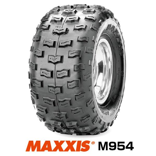 法人宛送料無料 ATVタイヤ AT19×8-8 2PR リア用 マキシス 日本正規代理店品 ■2018年製■ MAXXIS M954 サービス