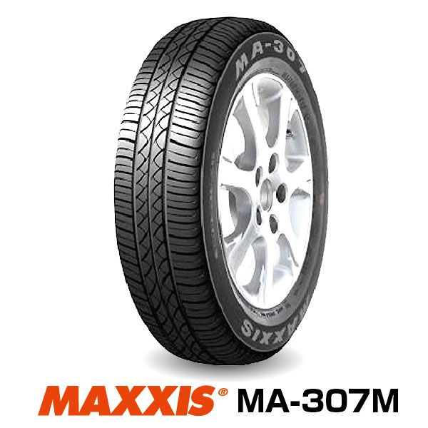 DAYZ ekワコン新車装着タイヤ 1台分 新車装着タイヤ 売り出し 4本セット サマータイヤ 155 65R14 MA-307M 日産 低燃費タイヤ ■2018年製■ 格安店 法人宛送料無料 マキシス MAXXIS 純正採用 ekワゴン