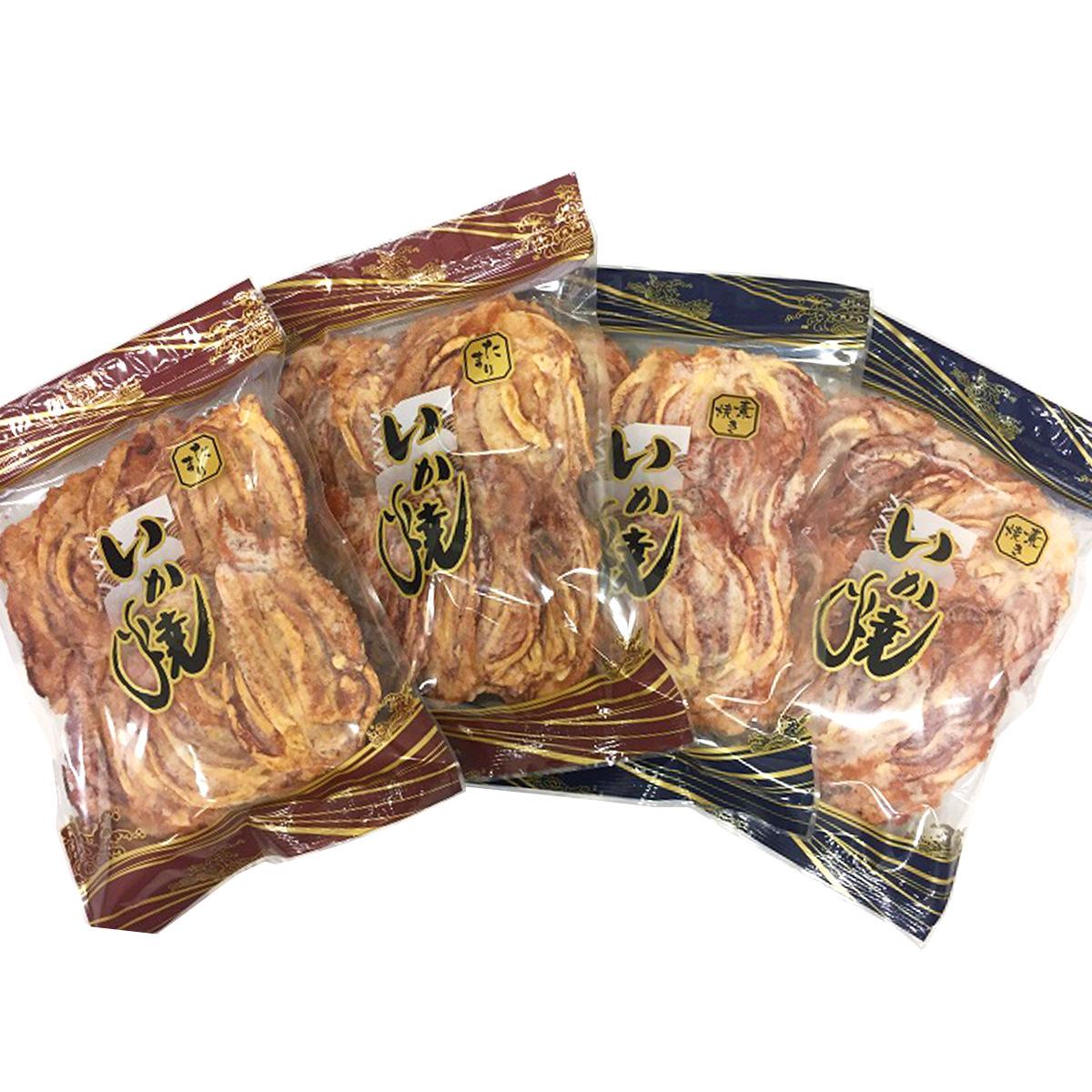 送料無料 産直 お取り寄せ いか焼き ギフトセット イヌヨ製菓 奉呈 全国どこでも送料無料 40年間続くいか焼一筋の専門店のおいしさ