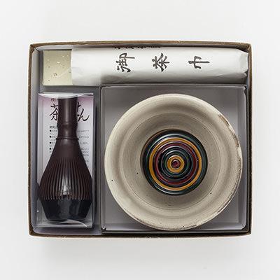 送料無料 樹脂製の茶せんなどのセット おてが~る 抹茶セットB 茶道を次世代につなげるために素材面から茶道具を考えています