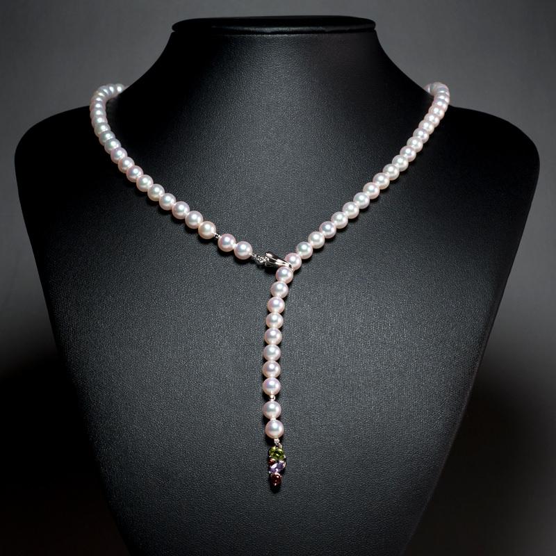 アコヤ本真珠ネックレス 天然石 ネックレス 伊勢志摩産 あこや真珠 本真珠 高級